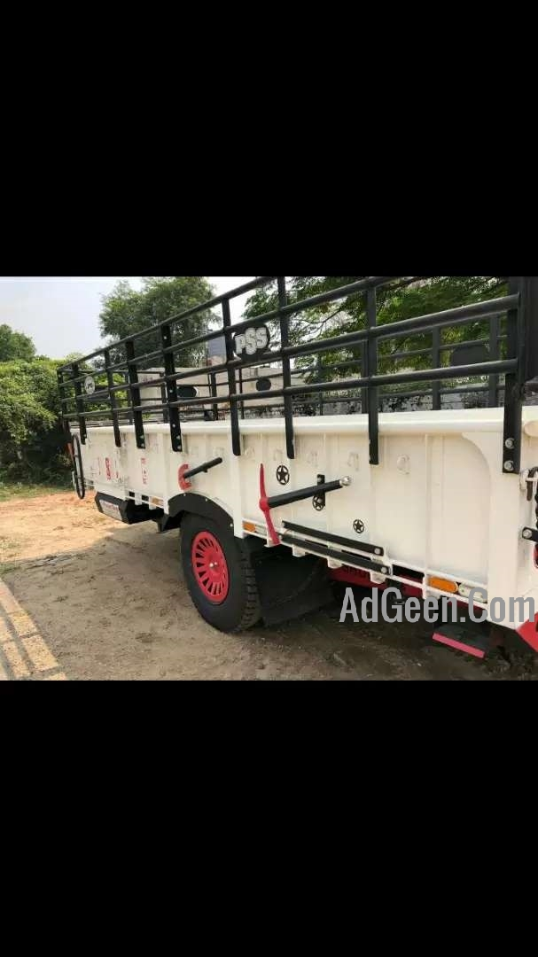 used Trolly Trolley trally Tractor for sale