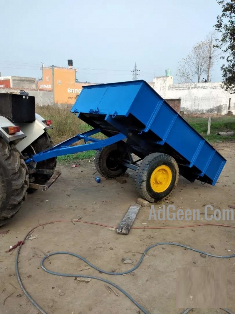 used Tractor trolley 8ft-6ft for sale