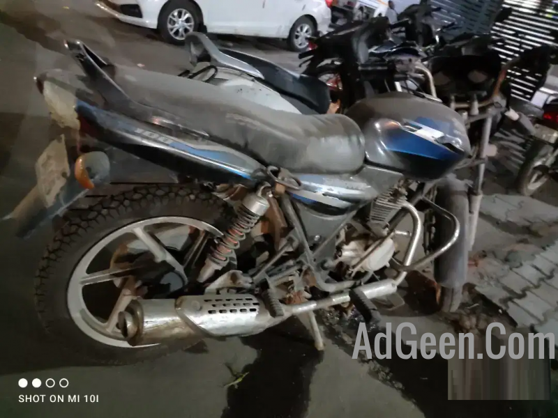 used Bajaj discover dtsi very good condition for sale