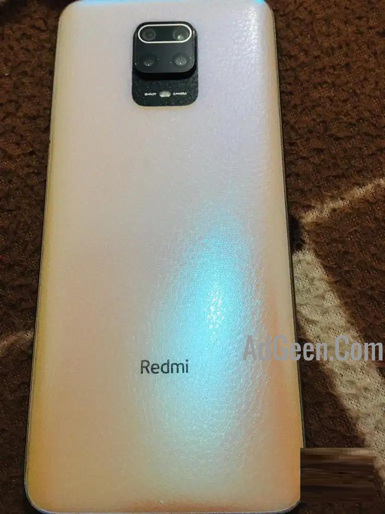 used Redmi note 9 pro max 6 64 for sale