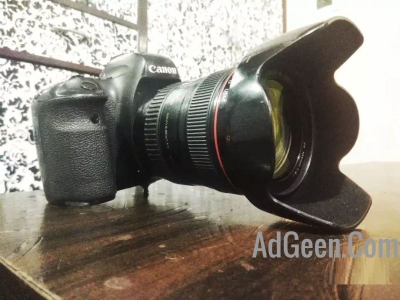 used Urgent Sale Canon 6d Camera With 24-105 Lens. for sale