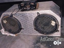 2 Speaker,Deck Tractor