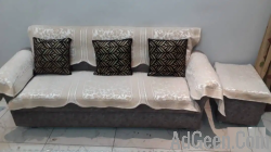 used Sofa and center table for sale