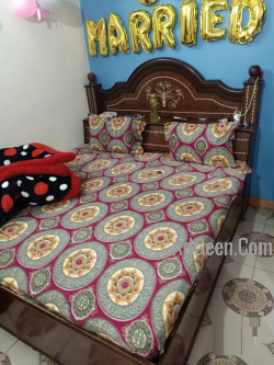 New condition bed